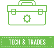 Tech and Trades careers