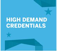 High Demand careers