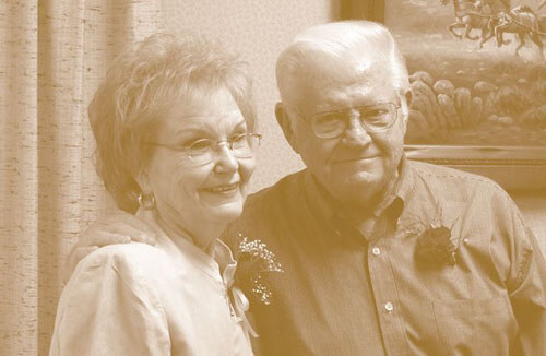 Geneva and Bunky Whitlow -in memory of Bunky small photo